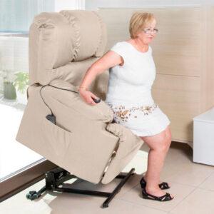 Poltrona de Repouso com Elevação e Massage Cecotec 6012 - PORTES GRÁTIS