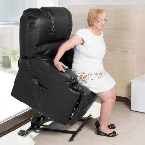 Poltrona de Repouso com Elevação e Massagem Cecotec 6011 - PORTES GRÁTIS