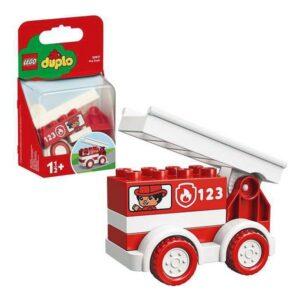 Lego Camião de Bombeiros Duplo