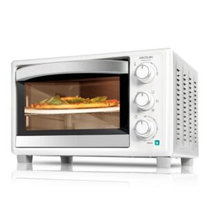 Forno de convecção Cecotec Bake'n Toast Pizza 1500W Branco