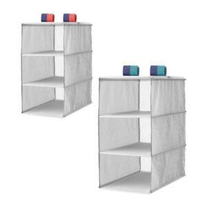 Organizador de sapatos para pendurar Confortime 25 x 40 x 50 cm