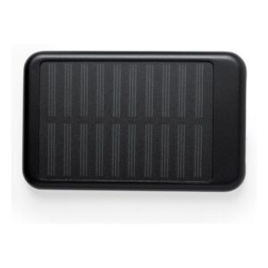 Power Bank Solar 4000 mAh  Preto
