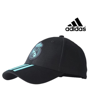 Adidas® Chapéu Real Madrid Junior Preto