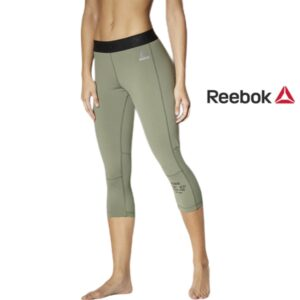 Reebok® Leggings CAPRI | Tamanho L