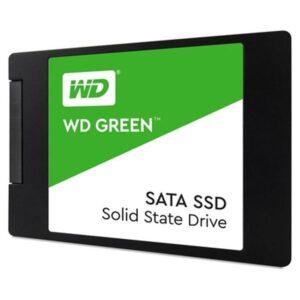 Disco Duro Western Digital WDS120G2G0A 120 GB SSD SATA III