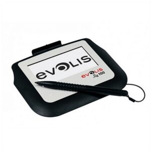 Tablet de Assinatura Digital Evolis SIG100 Preto