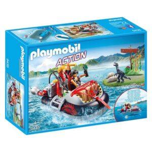 Playset Action Water Playmobil 9435