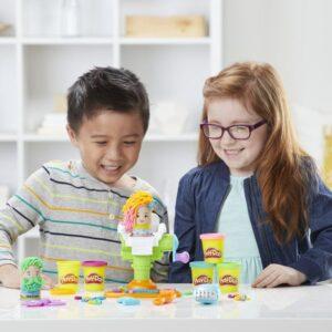 Play-Doh a Barbearia Hasbro