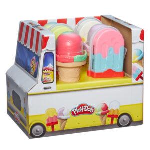 Jogo de Plasticina Playdoh Ice Pops Sticks Hasbro