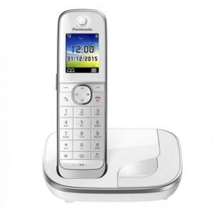 Telefone sem fios Panasonic KX-TGJ310SPW DECT 1,8
