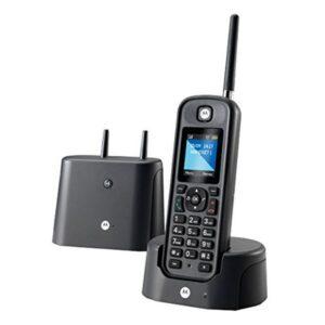 Telefone sem fios Motorola E52000X60T1GEF03 Preto