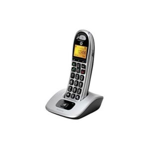 Telefone sem fios Motorola CD301 DECT Prata