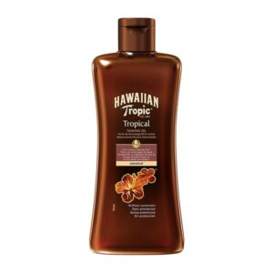 Óleo Bronzeador Coconut Hawaiian Tropic Spf 4 - 200 ml