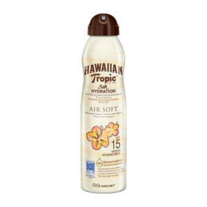 Bruma Solar Protetora Silk Air Soft Silk Hawaiian Tropic Spf 15 - 177 ml