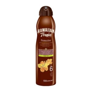 Bruma Solar Protetora Argan Oil Hawaiian Tropic Spf 15 - 177 ml
