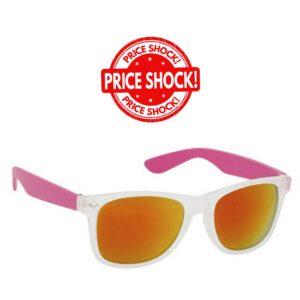 PRICE SHOCK! Óculos Sol Unissexo - Fúchsia