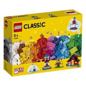 Blocos de Construção Classic Ideas House Lego 11008