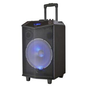 Altifalante Bluetooth Portátil Denver Electronics TSP-404 LED 40W Preto
