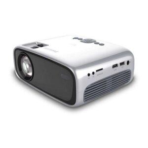 Projector Philips Neopyx Easy NPX440 LED 2600 lm 2W Prateado