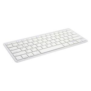 Teclado Bluetooth Ewent EW3161 Branco (Espanhol)