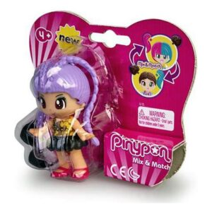 Boneca Pinypon New Look Famosa