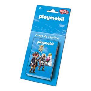 Jogo de Cartas Playmobil Fournier (ES)