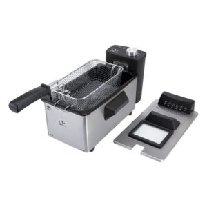 Fritadeira JATA FR680 3,2 L 2000W Aço inoxidável