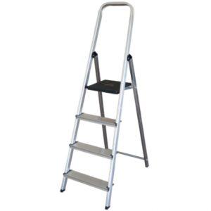 Escada Altipesa 304N Alumínio (3 Degraus)