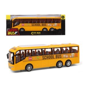 Autocarro School Amarelo
