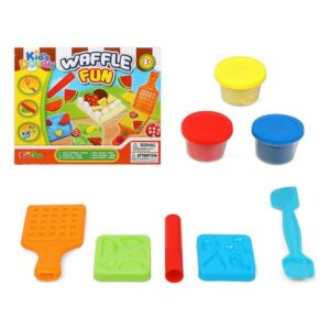 Jogo de Plasticina Waffle Fun