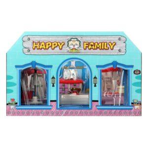 Casa de Bonecas Happy Family Bathroom