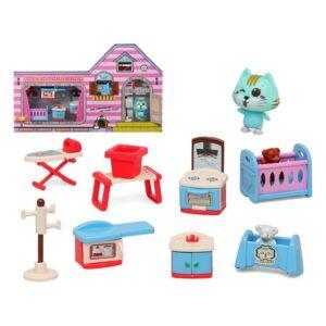 Acessórios para Casa de Bonecas Build Your Kitchen