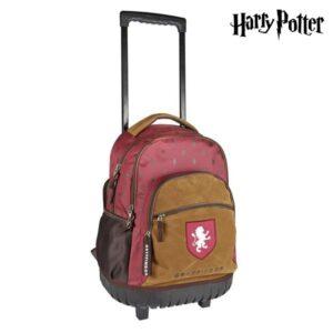 Mochila Escolar com Rodas Harry Potter 70438