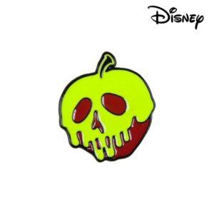 Pino Villains Disney Metal Vermelho Verde
