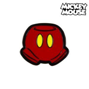Pino Mickey Mouse Metal Vermelho