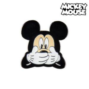 Pino Mickey Mouse Metal Preto