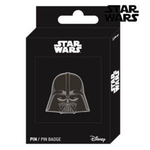 Pino Darth Vader Star Wars Metal Preto