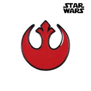 Pino Rebel Star Wars Metal Vermelho