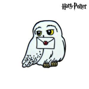 Pino Harry Potter Metal Branco
