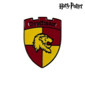 Pino Gryffindor Harry Potter Metal Vermelho Amarelo
