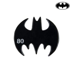 Pino Batman Metal Preto
