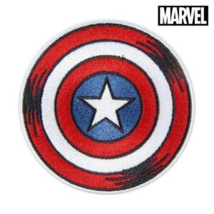 Adesivo Captain America The Avengers Poliéster