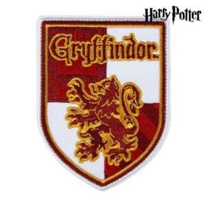 Adesivo Gryffindor Harry Potter Vermelho Branco Poliéster