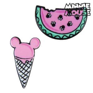 Fecho Minnie Mouse Cor de rosa