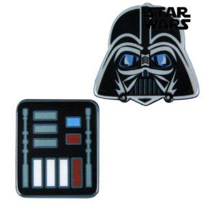 Fecho Darth Vader Star Wars Preto