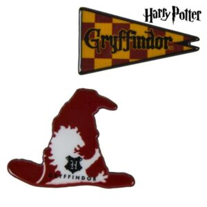 Fecho Gryffindor Harry Potter Vermelho