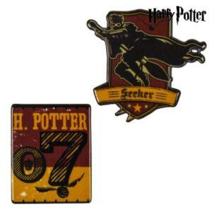 Fecho Harry Potter Vermelho