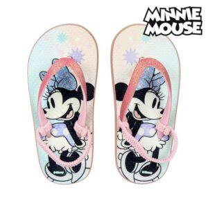 Chinelos para Crianças Minnie Mouse 74325 Cor de rosa 31