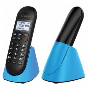 Telefone sem fios Sunstech DECT10BL DECT 1,5