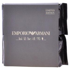 Conjunto de Perfume Homem Emporio El Duo Armani 030051 (2 pcs)
